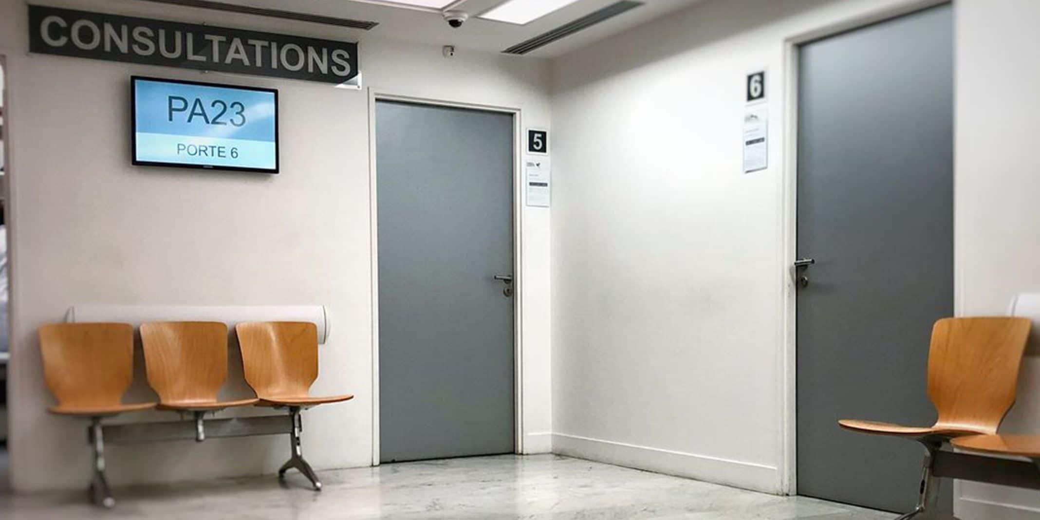 Clinique internationale du Parc Monceau 3, à Paris 08 du Dr Servajean